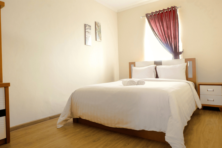 3BR Grand Palace Kemayoran Apartment For Lifestyle Living By Travelio, Central Jakarta