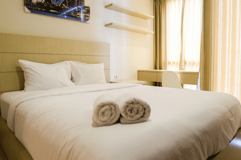 Prime Location Studio Apartment at Elpis Residence near Ancol By Travelio, Jakarta Pusat