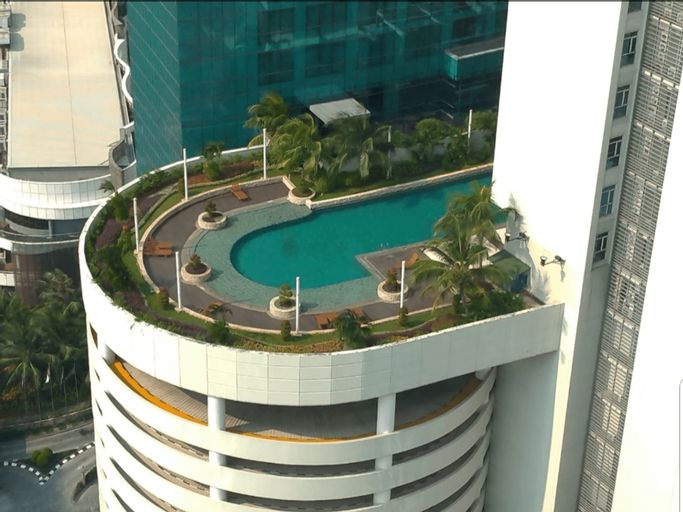 Madison Park Apartment Near Mall Central Park, West Jakarta