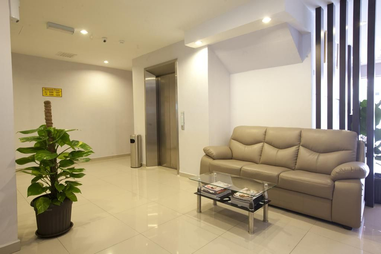 Hotel CIQ @ Jalan Lumba Kuda (tutup permanen), Johor Bahru