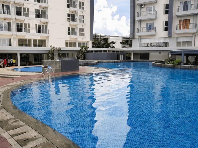 Simple Furnished Studio Casa De Parco Apartment By Travelio, Tangerang Selatan