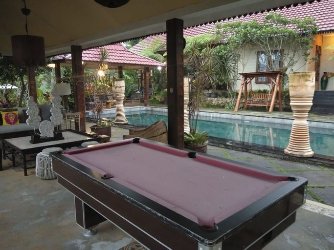Villa Padi Cangkringan Yogyakarta, Sleman