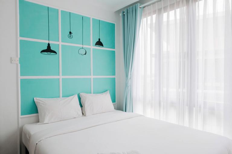 Minimalist 2BR at Asatti Apartment By Travelio, Tangerang