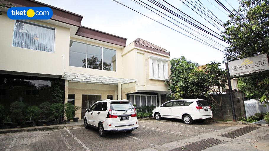 Arsallya Hotel, Bandung