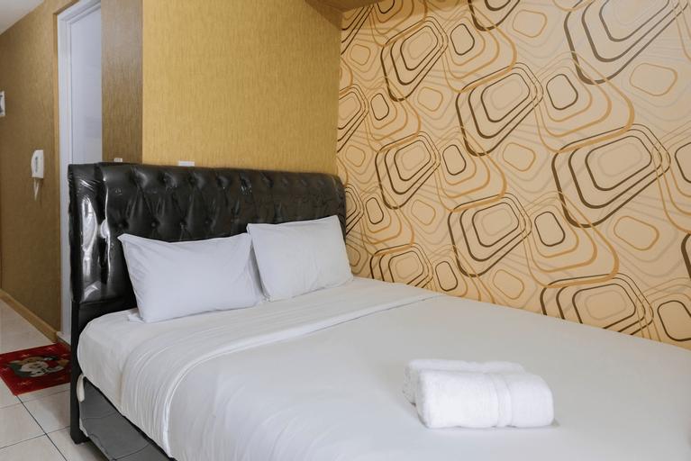 Luxury and Cozy Studio M-Town Apartment By Travelio, Tangerang