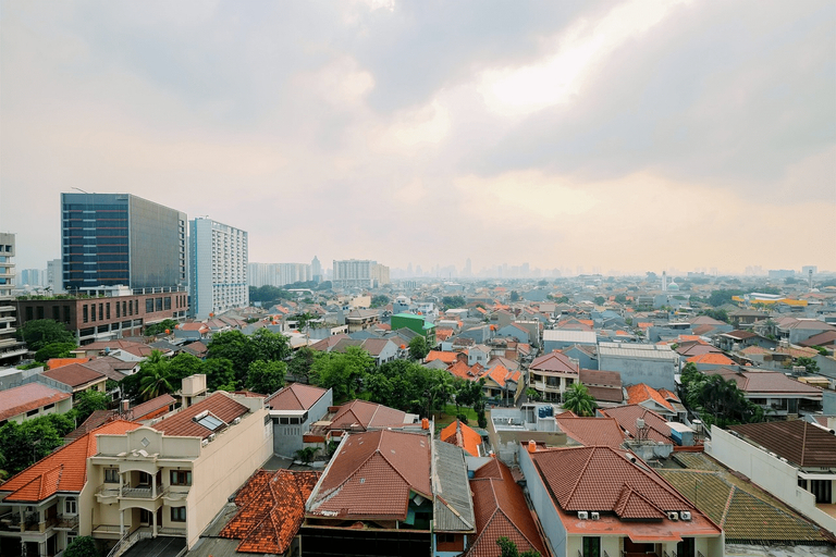 Simply Furnished Studio Room @ The Hive Tamansari Apartment By Travelio (permanently closed), East Jakarta