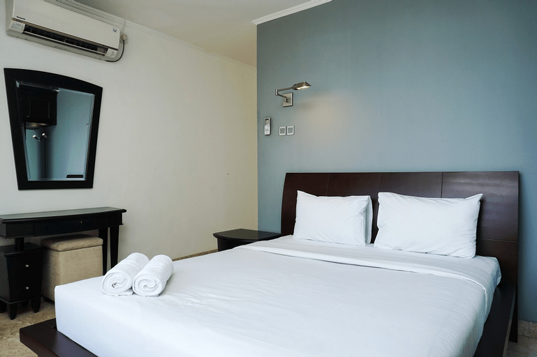Best Location 2BR at Beverly Tower Apartment TB. Simatupang By Travelio, South Jakarta
