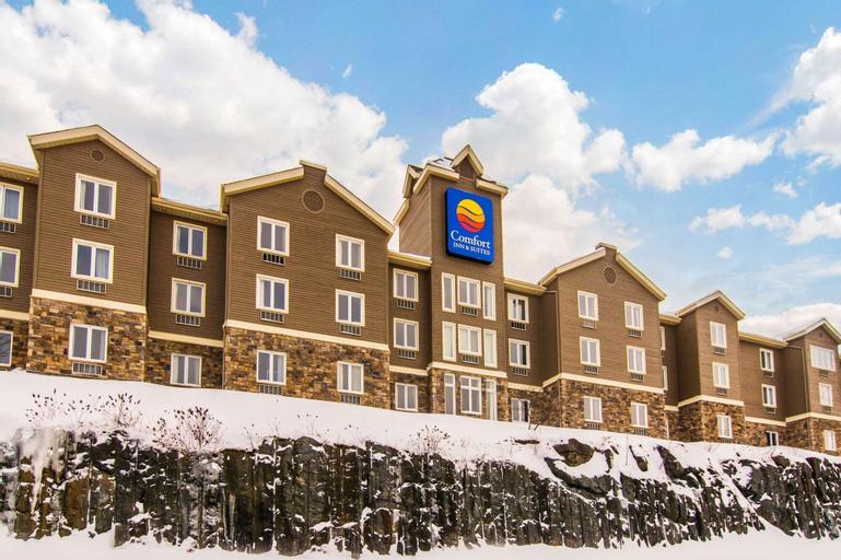 Comfort Inn and Suites, La Rivière-du-Nord