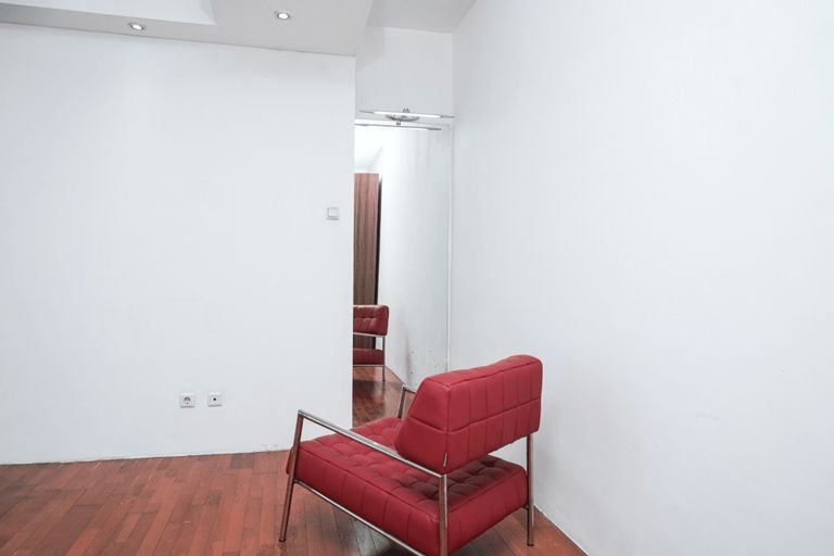 Elegant and Spacious 1BR Apartment at Citylofts Sudirman By Travelio, Central Jakarta