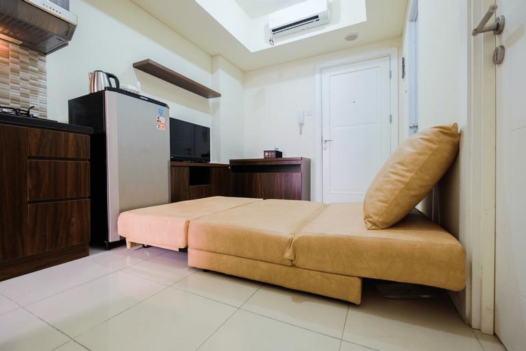 Comfy 2BR at Green Lake Sunter Apartment By Travelio, Jakarta Utara