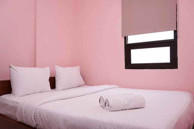 Homey 2BR Menara Cawang Apartment By Travelio, East Jakarta