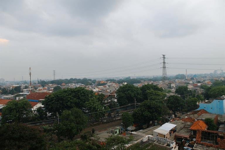 2BR Kalibata City Apartment near Duren Kalibata Station By Travelio, South Jakarta