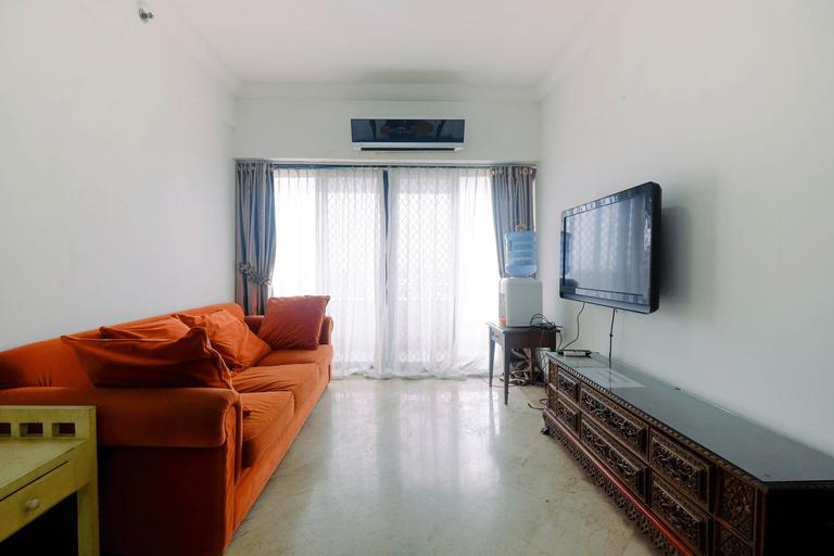 Comfortable 2BR Bona Vista Apartment By Travelio, Jakarta Selatan
