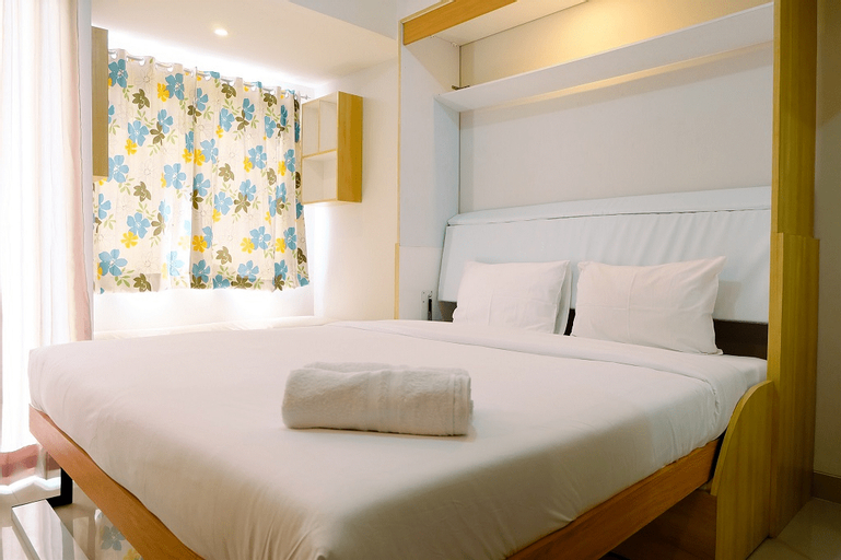 Comfortable and Clean Studio at The Oasis Apartment By Travelio, Cikarang