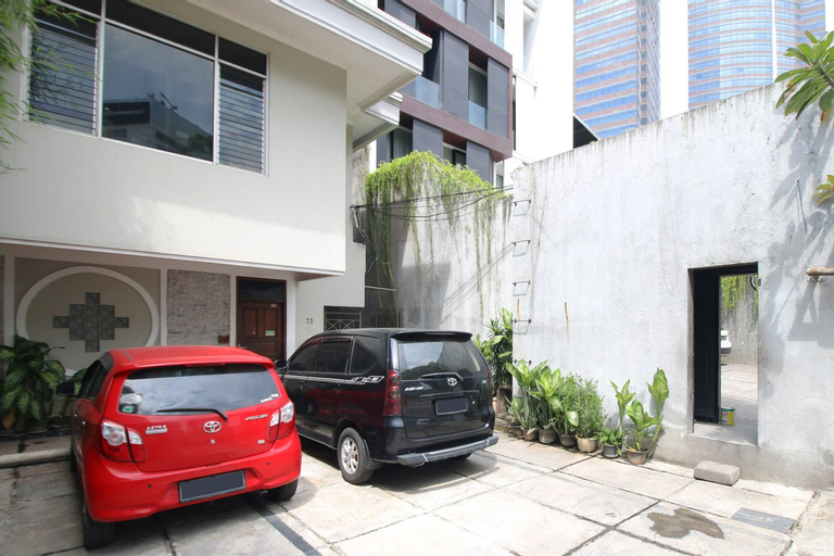 Murad Residence Budged, South Jakarta