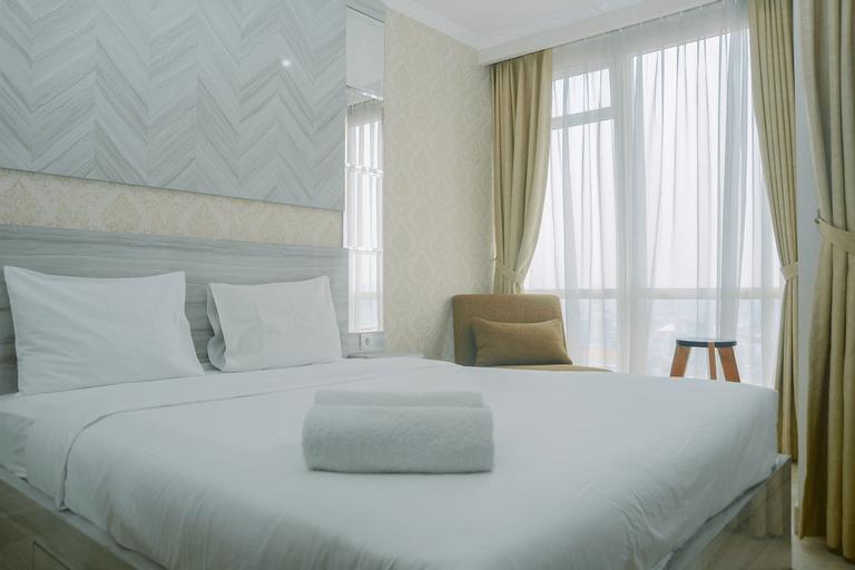 Relaxing Studio Apartment at Menteng Park By Travelio, Jakarta Pusat