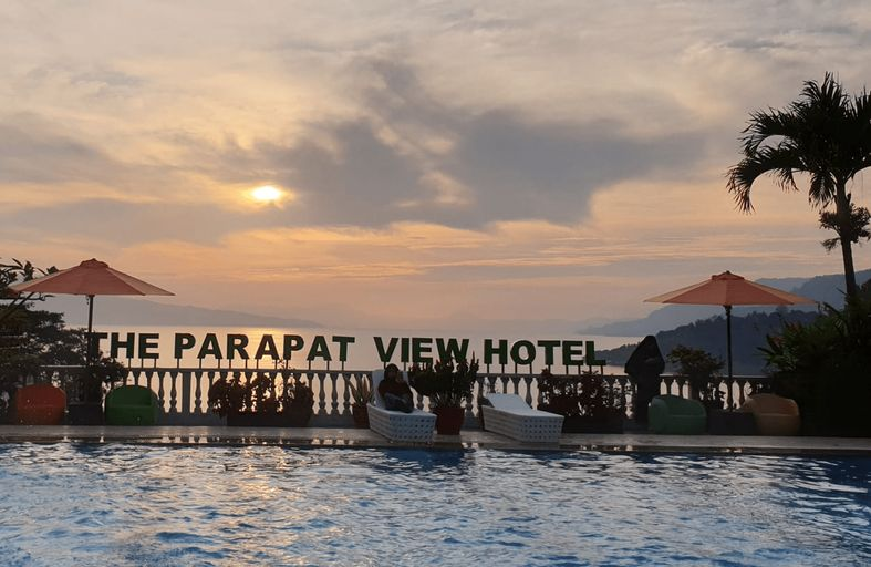 The Parapat View Hotel, Toba