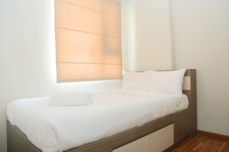 Best Choice 2BR Apartment at Menteng Square By Travelio, Jakarta Pusat