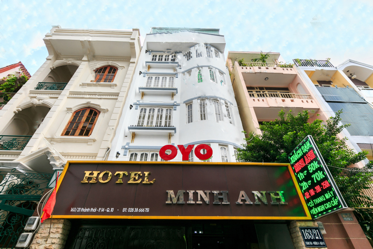 OYO 369 Minh Anh Hotel, Quận 10