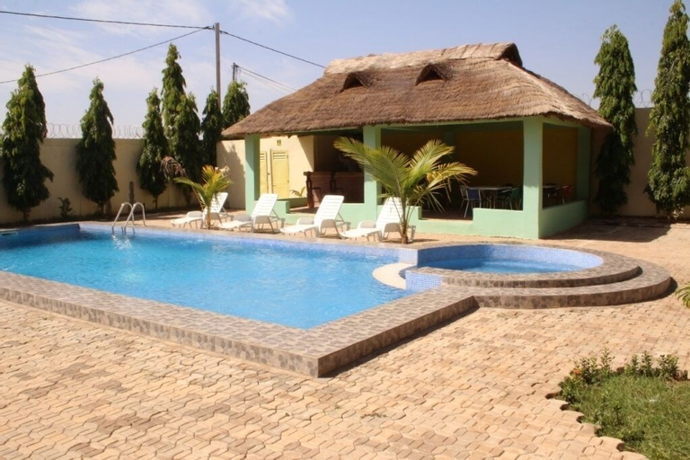 Welcome Lodge, Kadiogo
