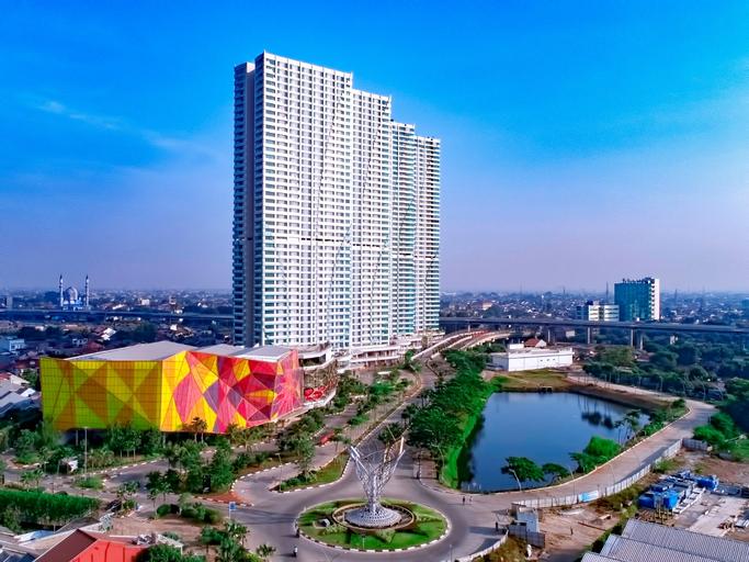 Apartemen Grand Kamala Lagoon by Mister Sewa, Bekasi