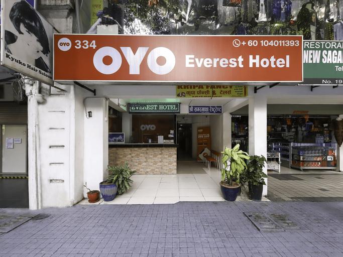 OYO 334 Everest Hotel, Kuala Lumpur