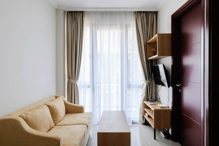 Stunning 2BR at Asatti Apartment By Travelio, Tangerang