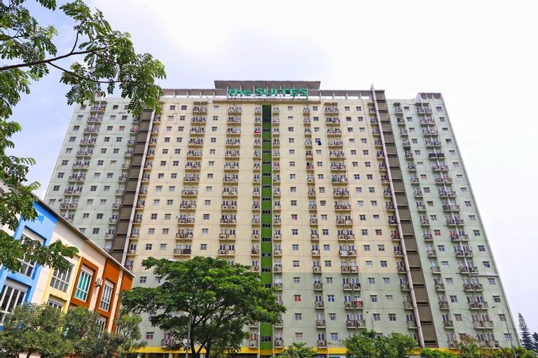 OYO 2517 Apt. The Suites Metro By Prisma, Bandung