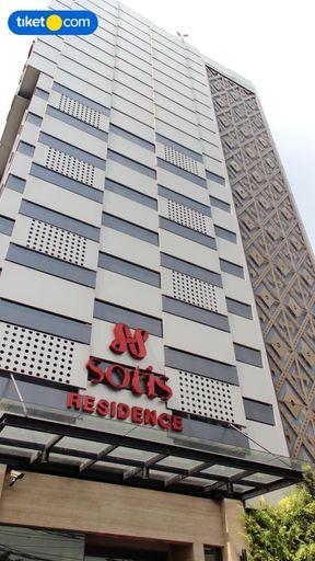 Sotis Residence Pejompongan, Jakarta Pusat