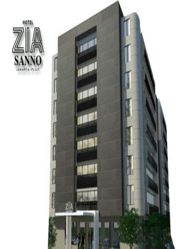 Hotel Zia Sanno Jakarta - Pluit, Jakarta Utara