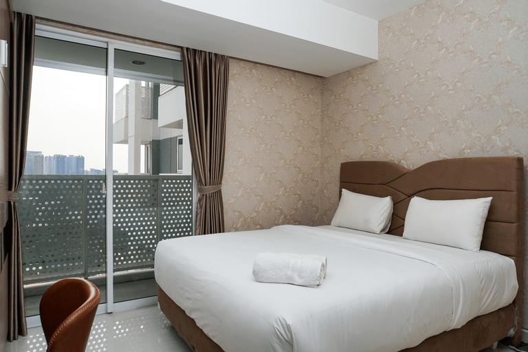 Enjoy Stay Studio Room at West Vista Apartment By Travelio, Jakarta Barat