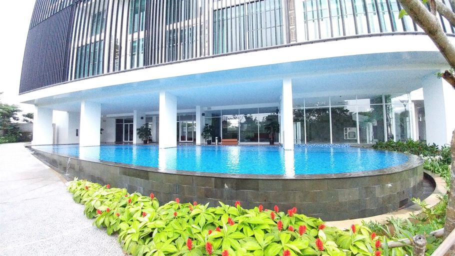 Spacious 2BR Apartment at Satu8 Residence By Travelio, West Jakarta