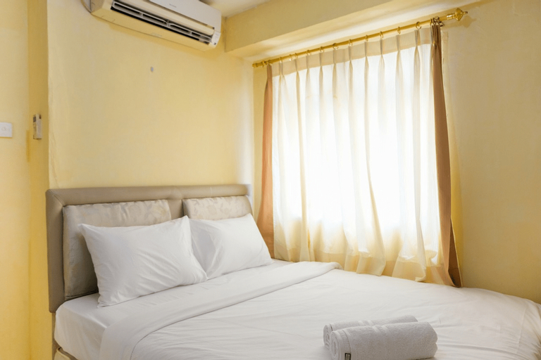 Comfortable 2BR Apartment at Gading Nias Residence By Travelio, North Jakarta