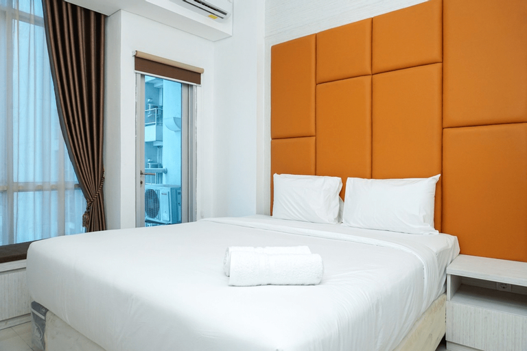New Furnished 2BR Apartment at Capitol Park Residence By Travelio, Jakarta Pusat