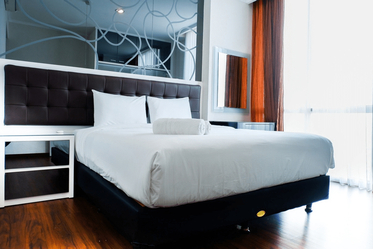 Exclusive 2BR The Via & The Vue Apartment Ciputra World By Travelio, Surabaya