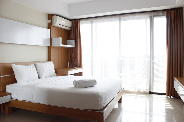Cozy Studio Apartment at Beverly Dago Residence By Travelio, Bandung