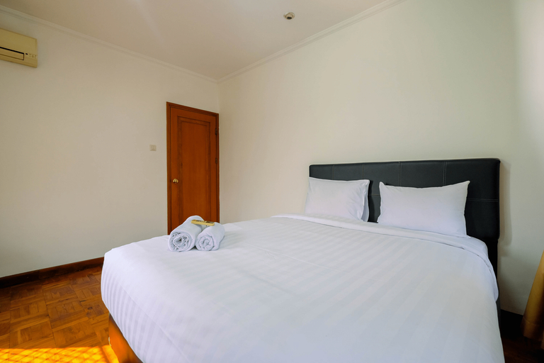 Elegant and Spacious 3BR Apartment Kintamani Condominium By Travelio, Jakarta Selatan