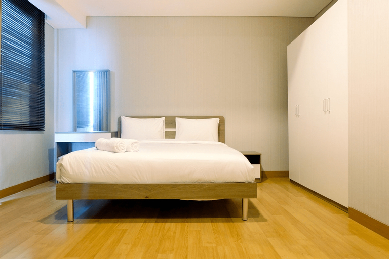 Homey Studio Room at Capitol Suites By Travelio, Jakarta Pusat