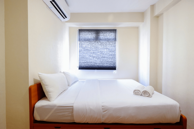 Best and Homey 2BR Gading Nias Apartment By Travelio, Jakarta Utara