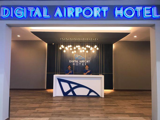 Digital Airport Hotel Terminal 2 Bandara Soekarno Hatta, Tangerang