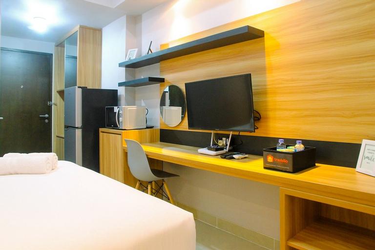 Modern and Comfy Studio @ Mustika Golf Apartment By Travelio, Cikarang