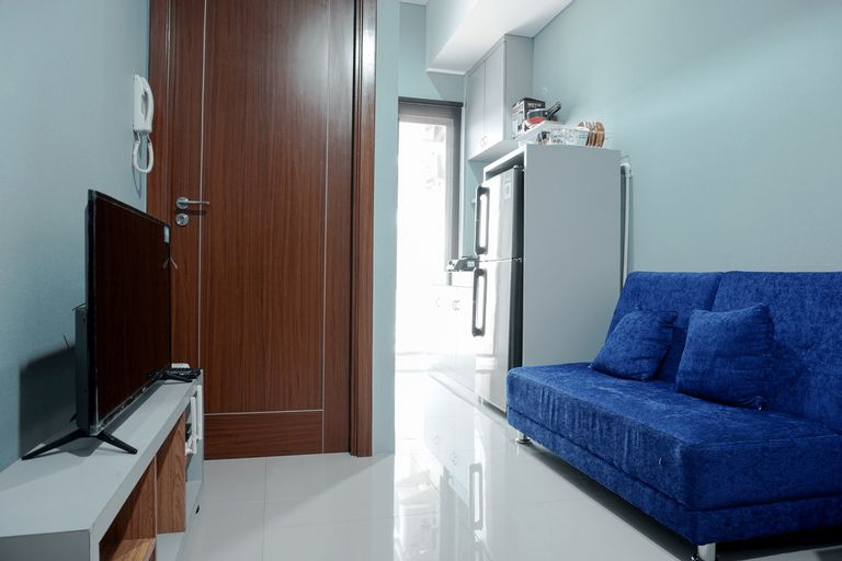 Fully Furnished 1BR Apartment at Vittoria Residence By Travelio, Jakarta Barat