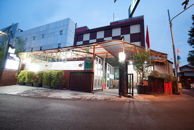 Mine Home Hotel Cihampelas, Bandung