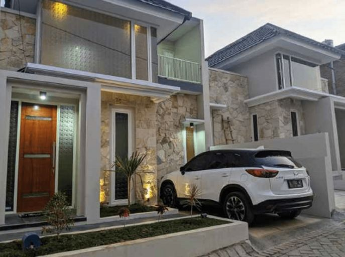 Villa Griya Pesona 3 Bedroom, Malang