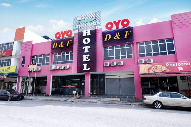 OYO 498 D&f Boutique Hotel Senawang, Seremban