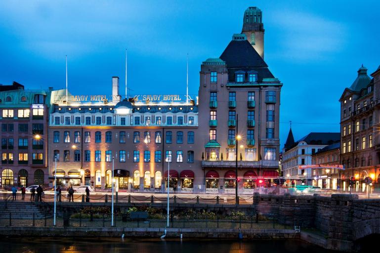 Elite Hotel Savoy, Malmö