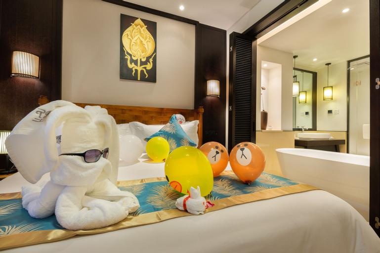 Warm Tree Villas Hotel, Xishuangbanna Dai