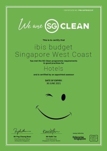 ibis budget Singapore West Coast, Queenstown