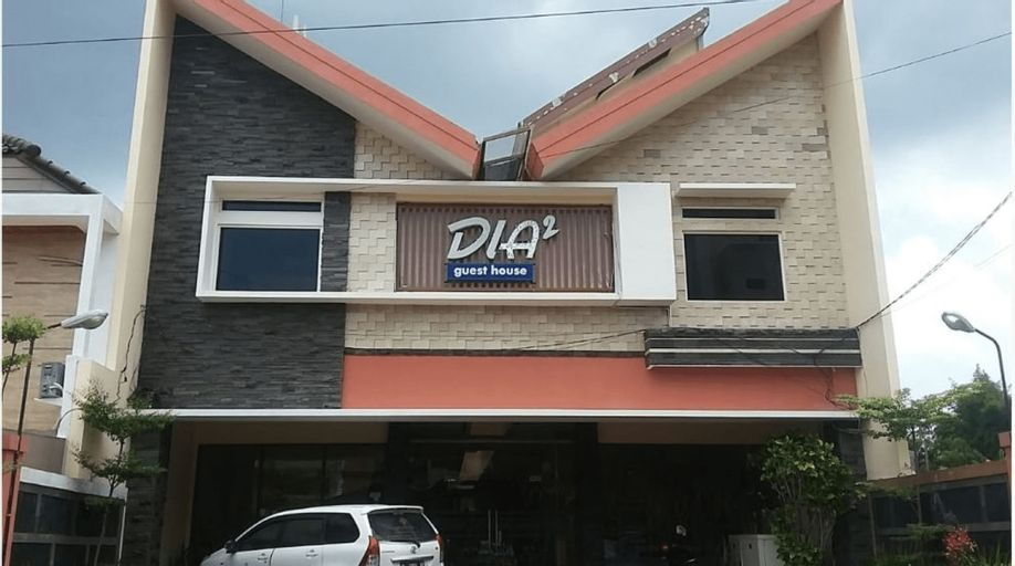 DIA2 Guest House, Malang