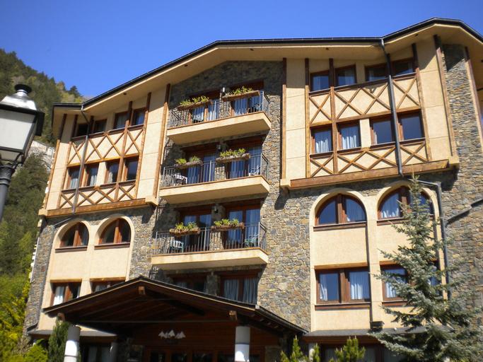 Hotel Xalet Verdú,